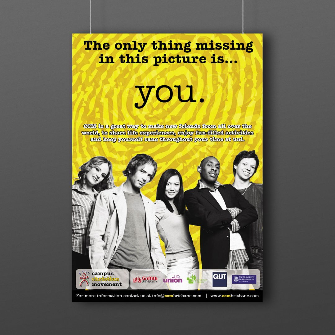 CCM Poster