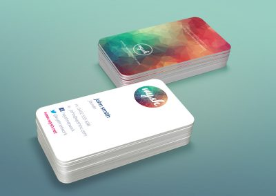 Wysh Business Card