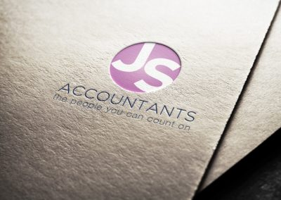 JS Accountants Logo
