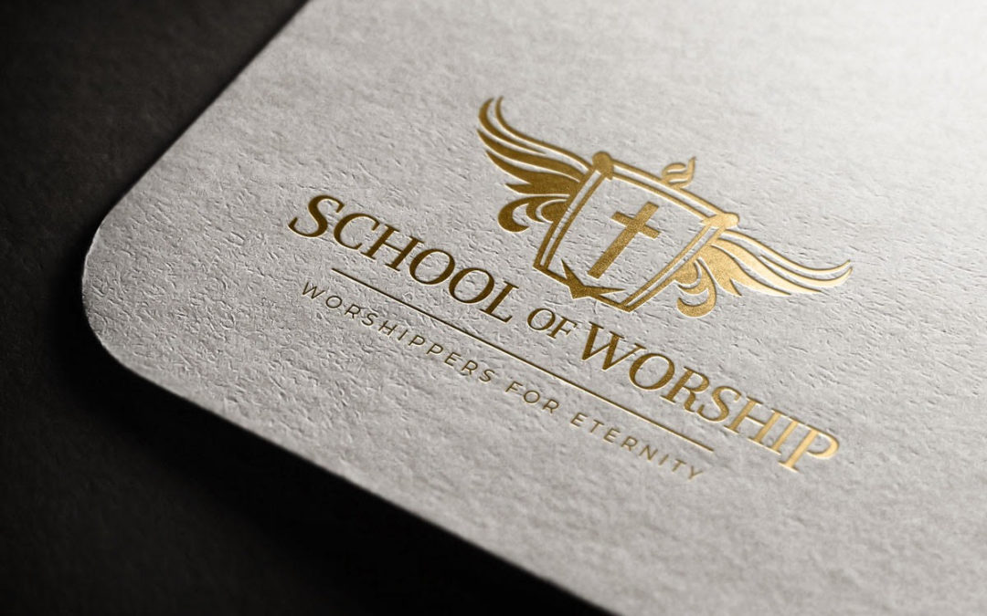 School of Worship Logo
