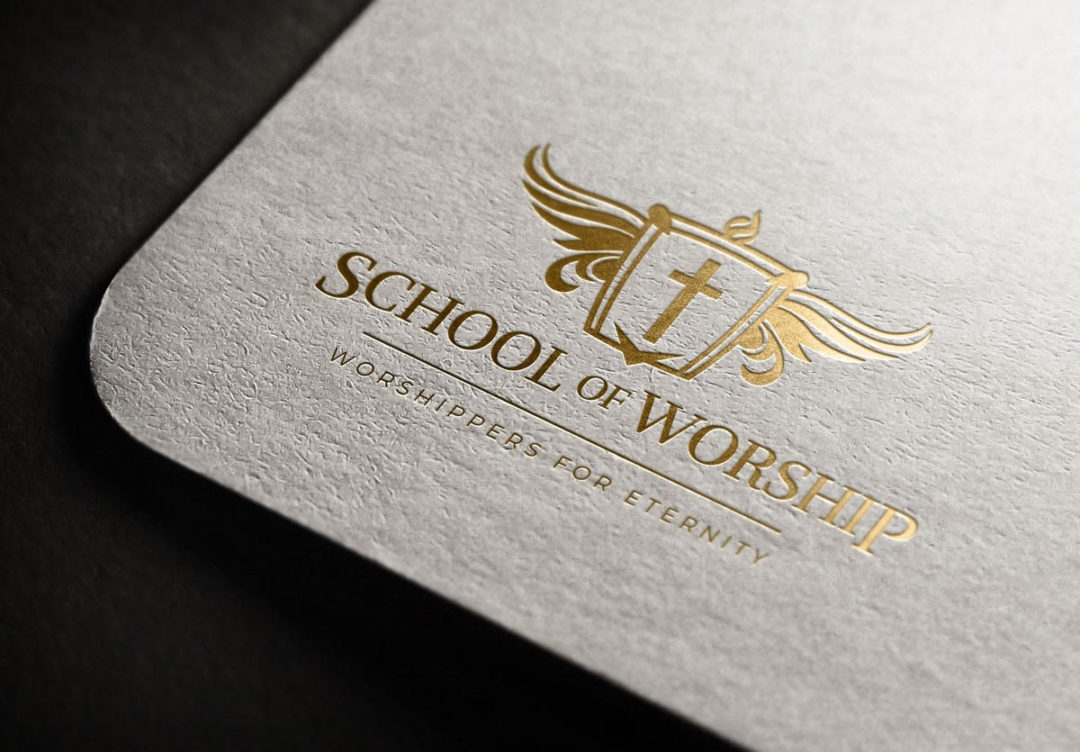 School of Worship Logo